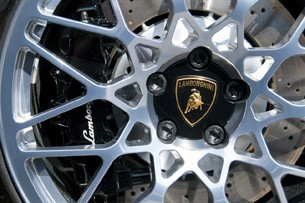 2011 Lamborghini Gallardo LP 570-4 Spyder Performante wheel