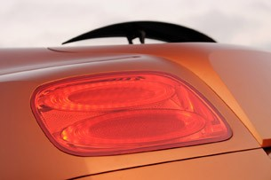 2011 Bentley Continental GT taillight
