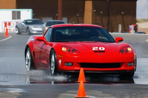 Ron Fellows Performance Driving School