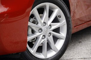 2012 Toyota Prius V wheel