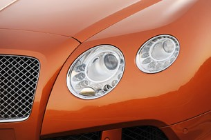2011 Bentley Continental GT headlights