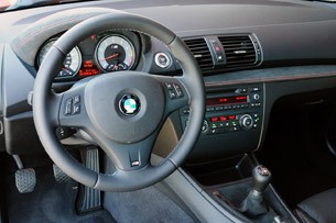 2011 BMW 1 Series M Coupe interior