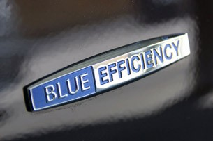 2012 Mercedes-Benz E350 badge