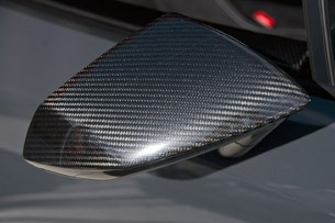 2011 Lamborghini Gallardo LP 570-4 Spyder Performante side mirror