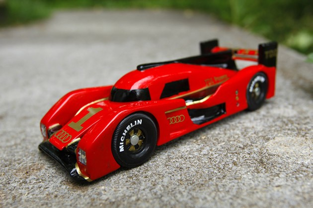 Pinewood Derby Audi R18