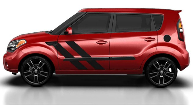 2011 kia soul hamstar special edition