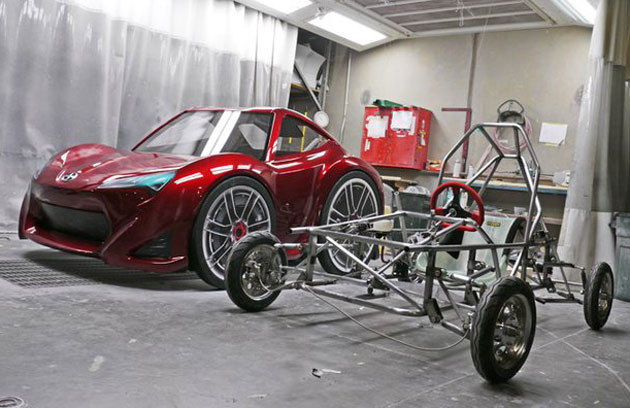 Scion FR-S Soapbox Derby Car