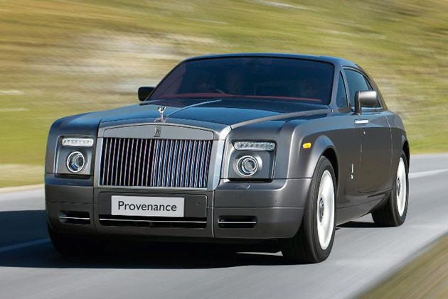 Rolls-Royce Provenance certified pre-owned cars