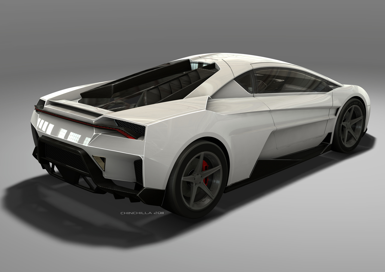 2 000 Hp Quot Lamborghini Quot Indomable Concept To Find Its Way