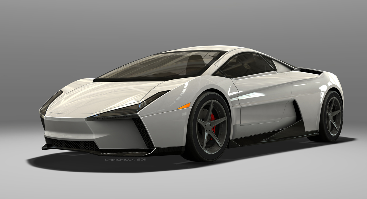 "2,000-hp ""Lamborghini"" Indomable Concept to find its way into production - Autoblog"