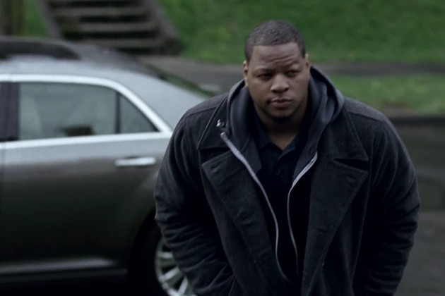 Ndamukong Suh in Chrysler ad