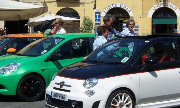Top Gear in Tuscany