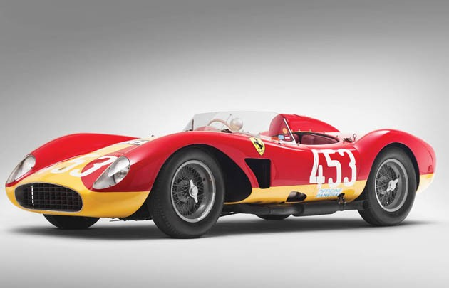 1957 Ferrari 500 TRC Spider