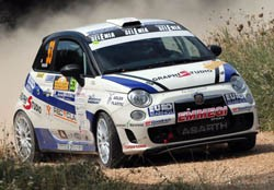 Fiat Abarth to join World Rally Championship by 2014? - Autoblog