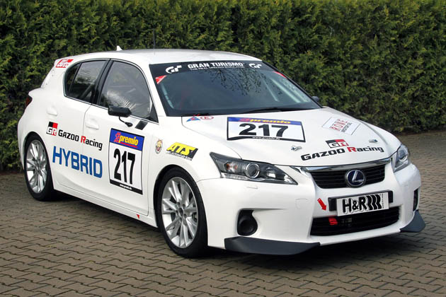 Lexus Gazoo Racing CT