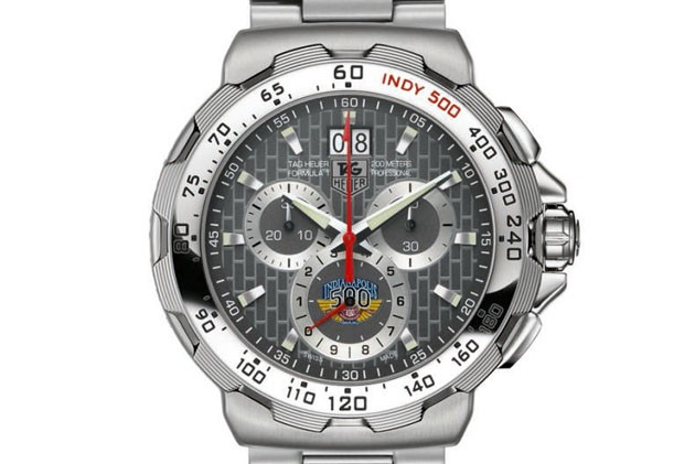 TAG Heuer Limited Edition Indy 500 Centennial Chronograph