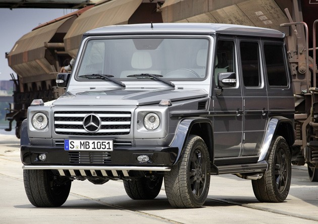 Mercedes-Benz G500 Edition Select