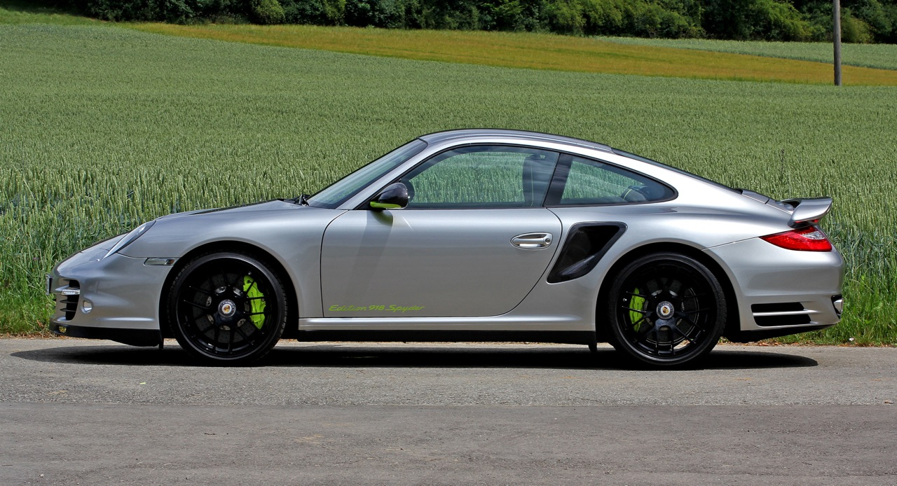 2012 porsche 911 turbo s edition 918 spyder 6speedonline porsche forum and luxury car resource