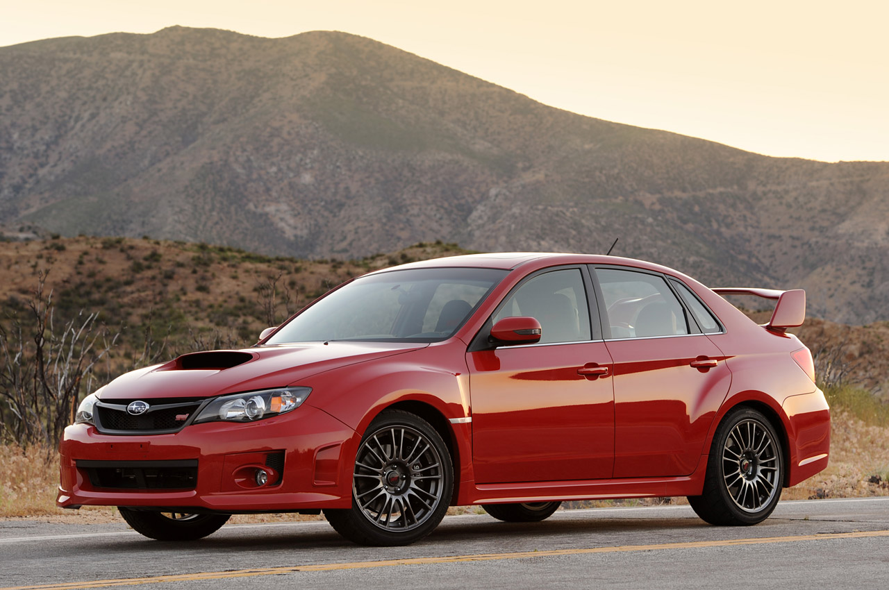 Subaru impreza wrx sti news and reviews autoblog vanachro Images