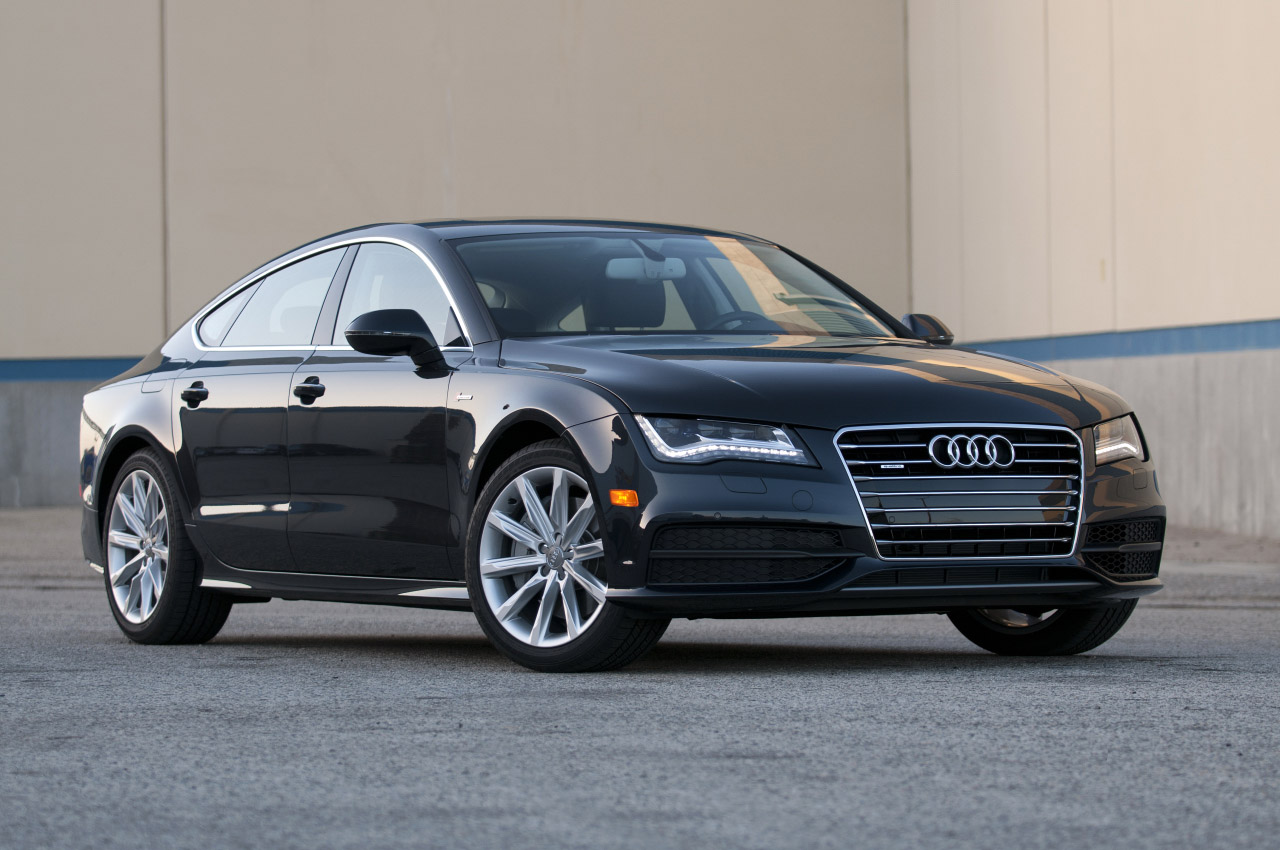 2012 Audi A7 Review Photo Gallery Autoblog