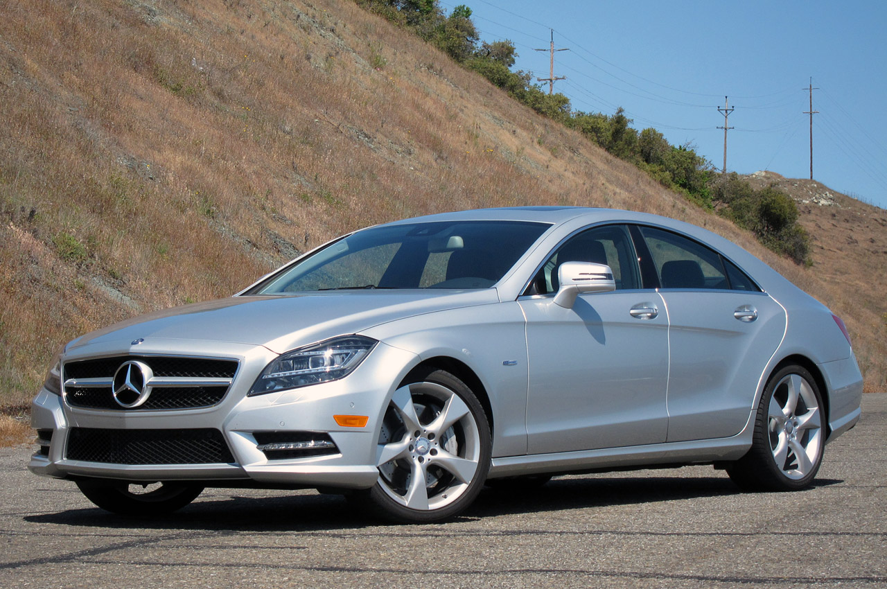 2012 mercedes benz cls550 autoblog for 2011 mercedes benz cls 550