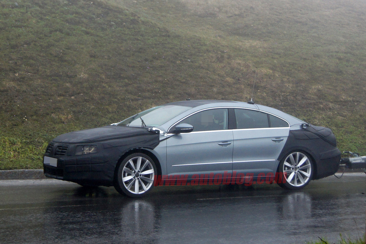 2013 Volkswagen CC getting new corporate face - Autoblog
