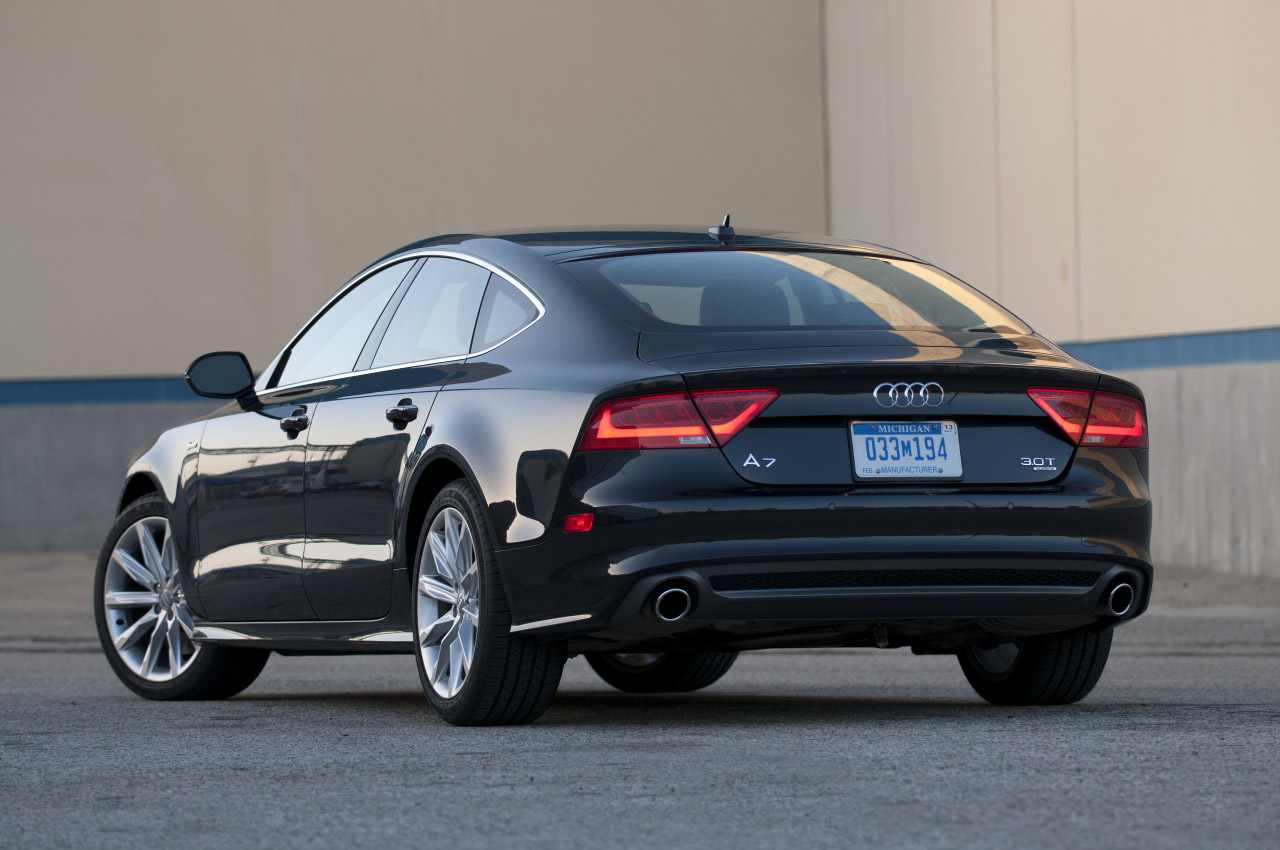 Audi Planning A7 Powered By Fuel Cell Autoblog