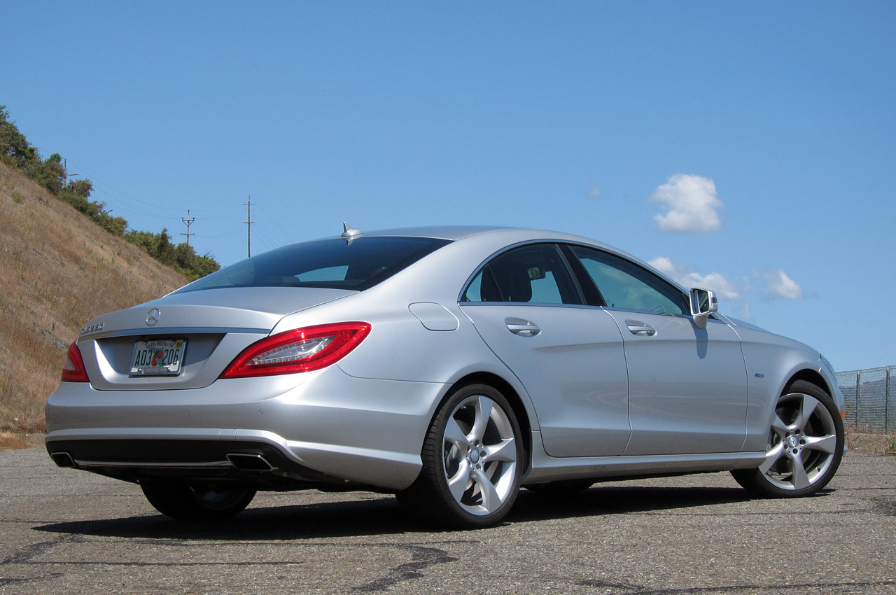 2012 mercedes benz cls550 first drive photo gallery for Mercedes benz cls 2012 price