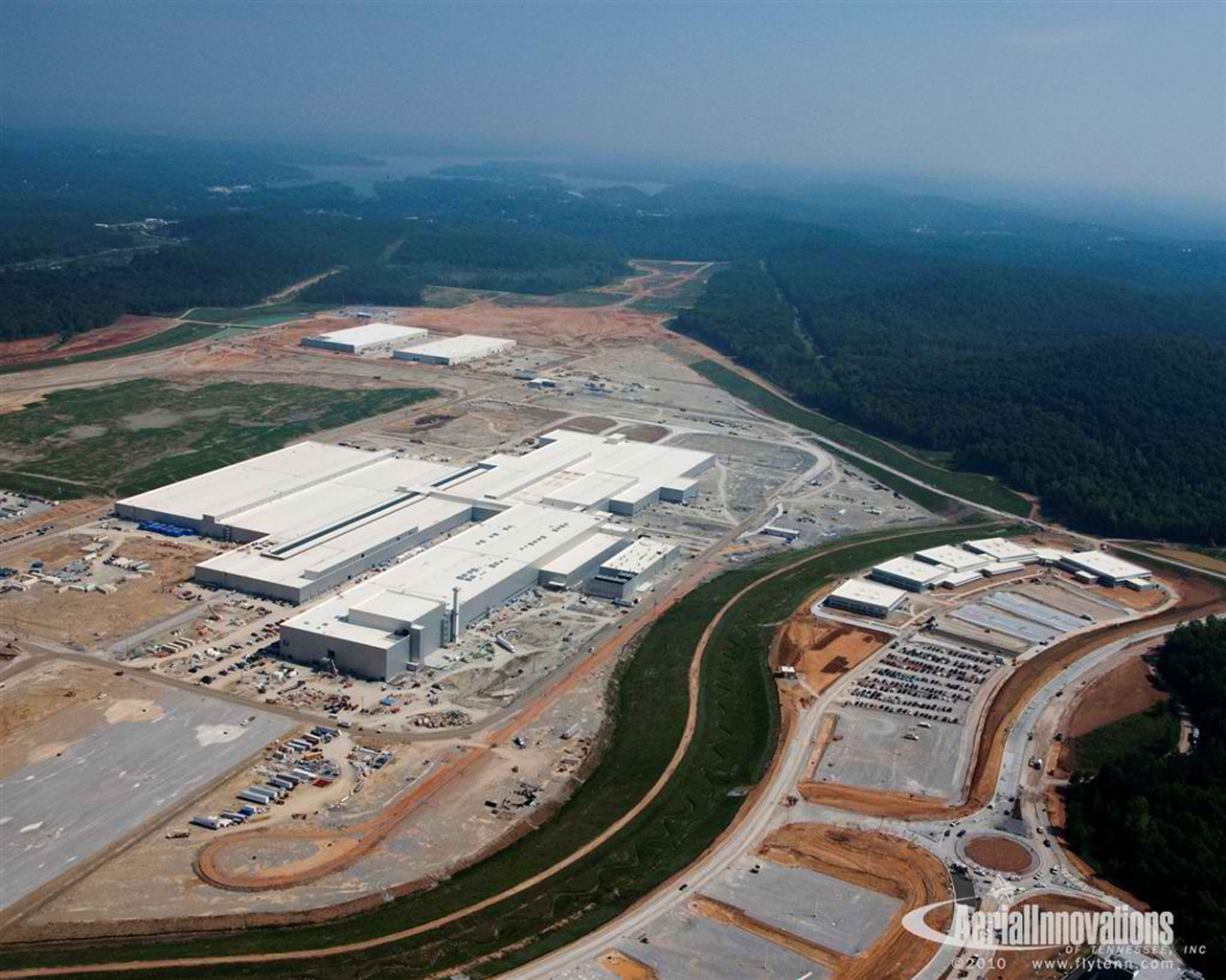volkswagen chattanooga tn plant opening photo gallery autoblog