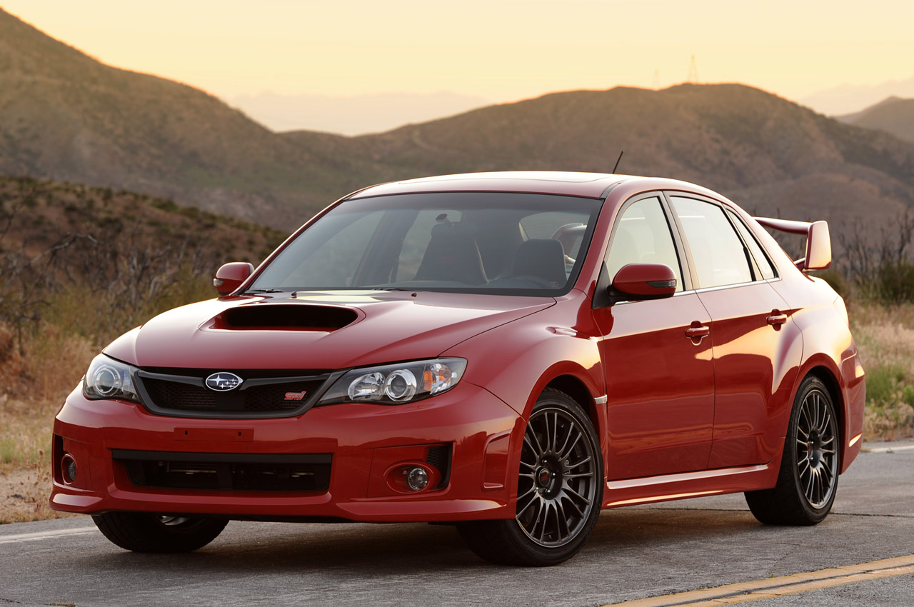 2011 subaru impreza wrx sti review photo gallery autoblog. Black Bedroom Furniture Sets. Home Design Ideas