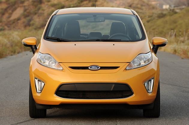 Report: Ford confirms U.S. availibility of EcoBoost three-cylinder Fiesta - Autoblog Green