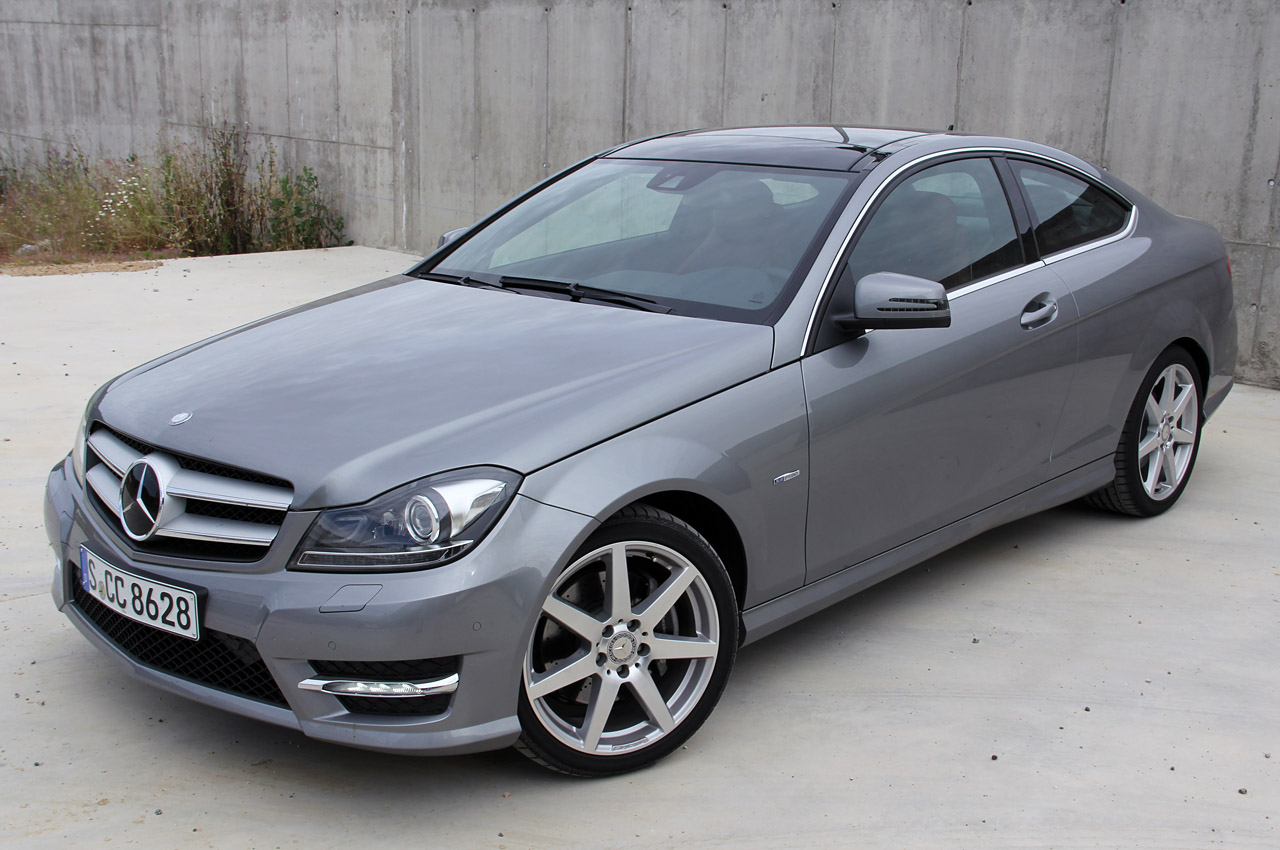 08 2012 mercedes benz c class coupe for 2012 mercedes benz c350 coupe