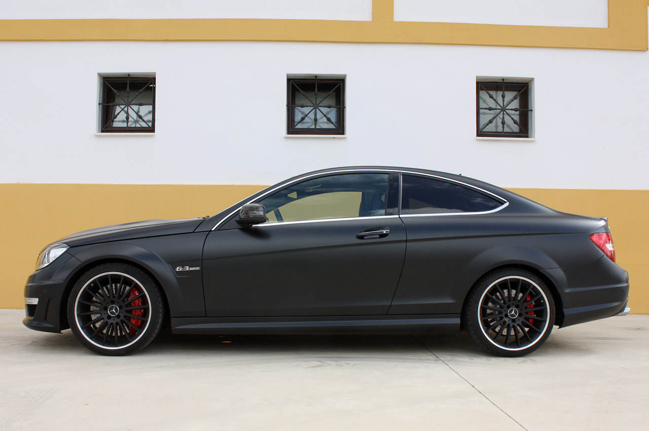 2012 mercedes benz c63 amg coupe first drive photo gallery autoblog. Black Bedroom Furniture Sets. Home Design Ideas