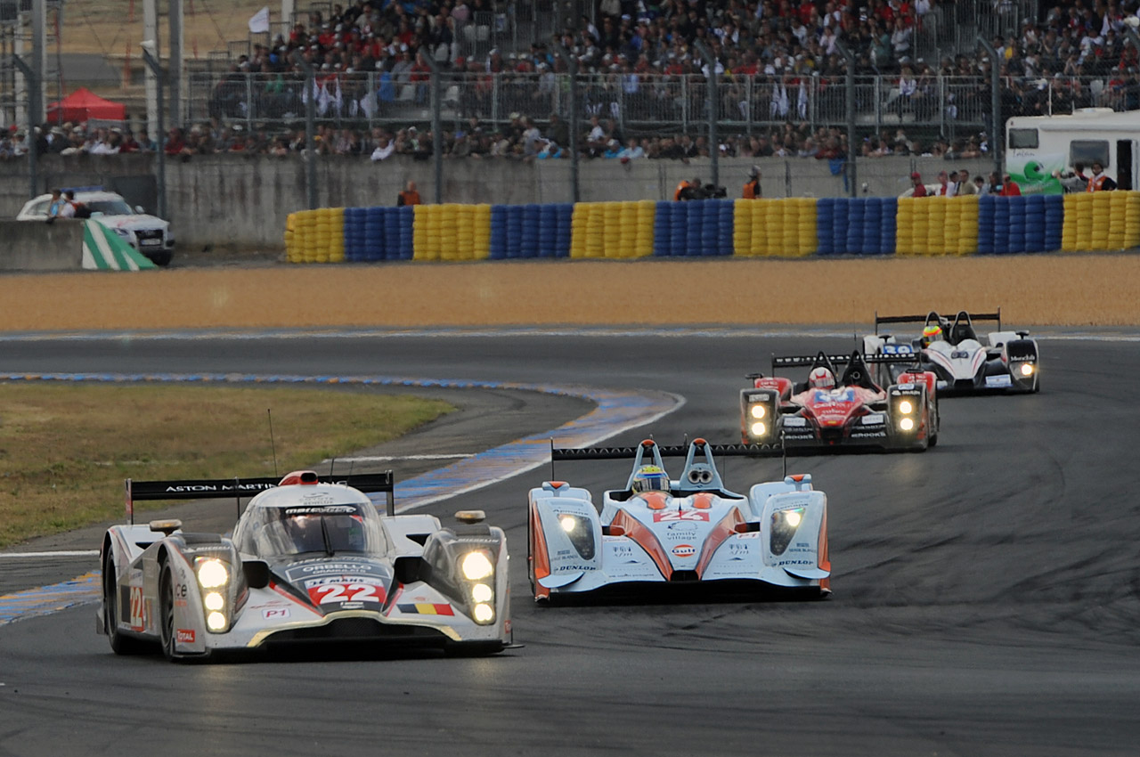 24 Hours of Le Mans Start
