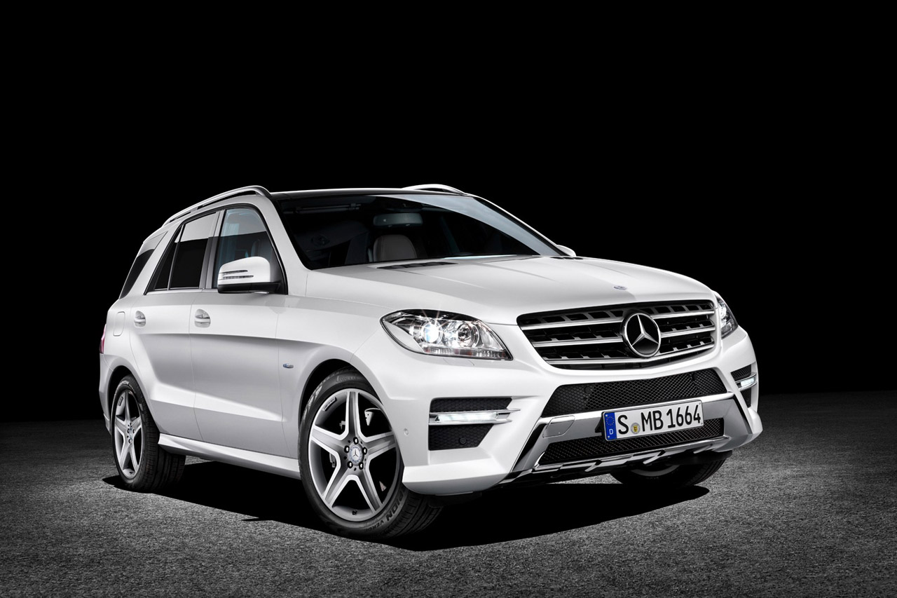 2012 mercedes benz m class photo gallery autoblog