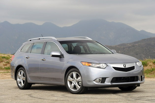 Acura Tsx Sport Wagon Prices Reviews And New Model