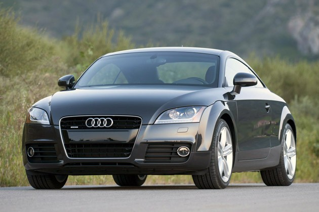 2011 Audi TT 2.0 Quattro Coupe