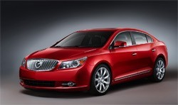 2011 buick lacrosse 250 red Opel to get next gen Buick Enclave and LaCrosse