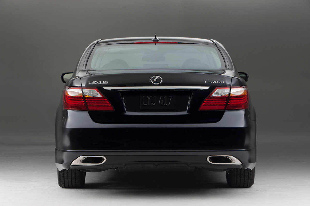 lexus releases 2011 ls 460 touring edition autoblog. Black Bedroom Furniture Sets. Home Design Ideas