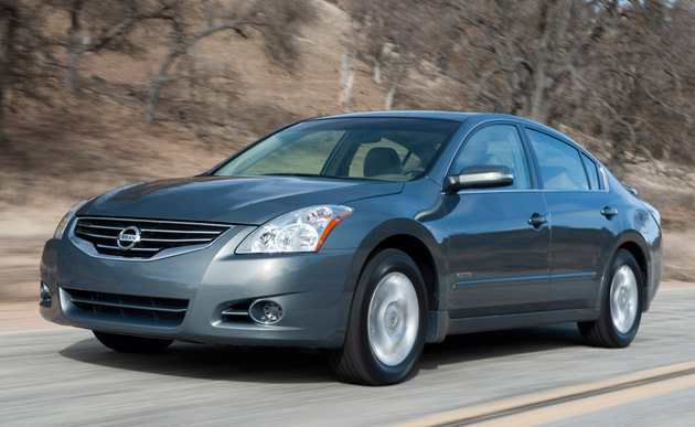 2011 Nissan Altima Hybrid