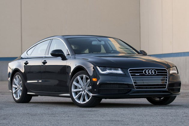 It's only just arrived, and the new 2012 Audi A7 reminds us of a