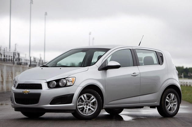 2012 chevrolet sonic checks in priced from 14 495. Black Bedroom Furniture Sets. Home Design Ideas