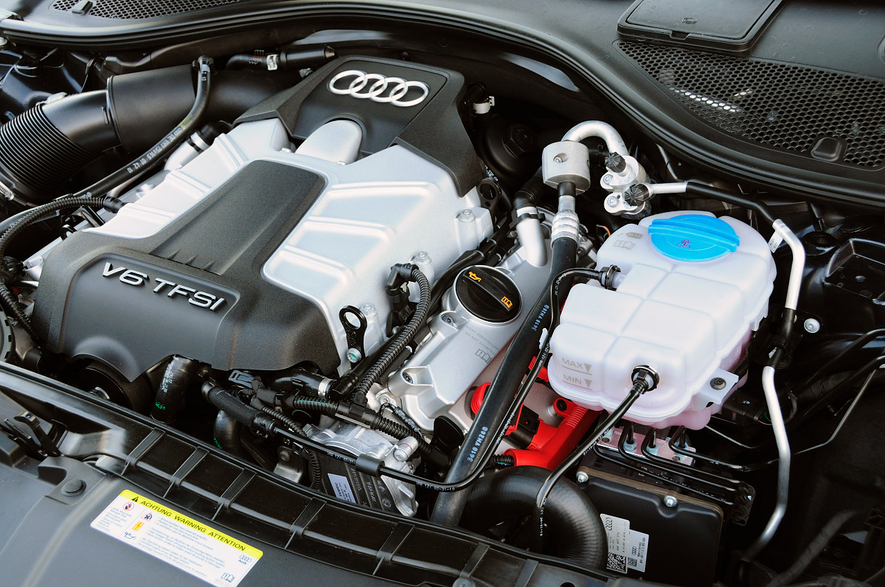 audi planning a7 supercharged powered by fuel cel 60k pics. Black Bedroom Furniture Sets. Home Design Ideas