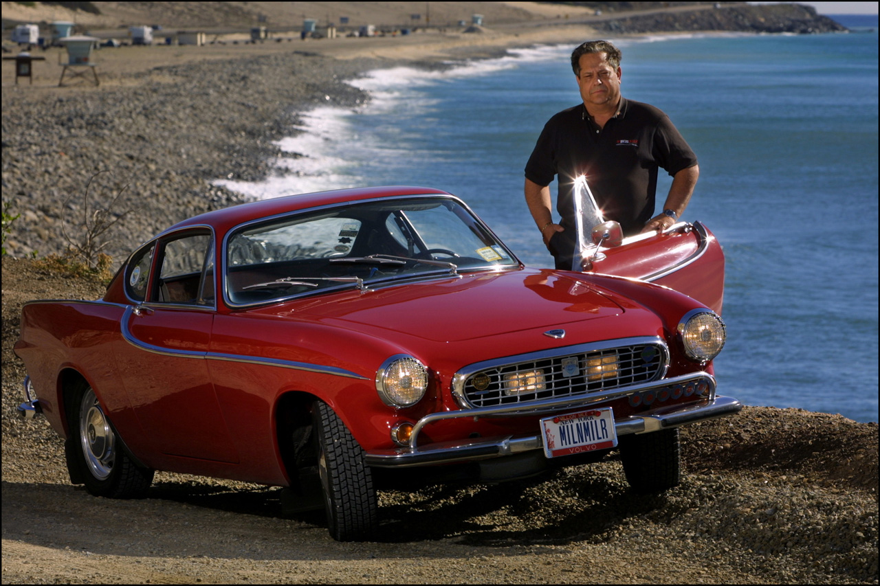 Volvo Certified Pre Owned >> Irv Gordon's 1966 Volvo P1800S Photo Gallery - Autoblog