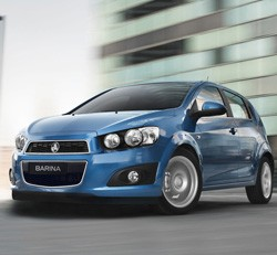 Holden Reveals Own Versions Of Chevy Colorado Sonic And Cruze Hatch Autoblog