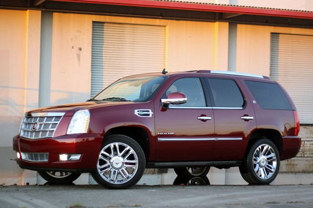 2014 cadillac escalade. 2011 Cadillac Escalade Hybrid Platinum - Click above for high-res image