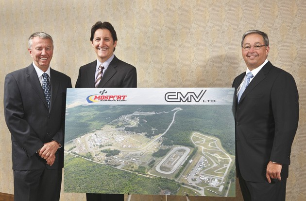 canadian motorsports ventures limited and ron fellows