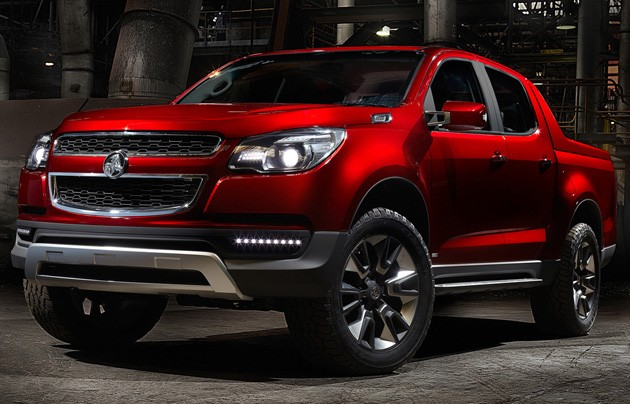 Holden reveals own versions of Chevy Colorado, Sonic and Cruze hatch