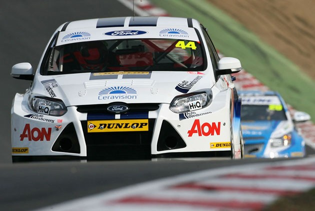 Ford Focus ST touring car