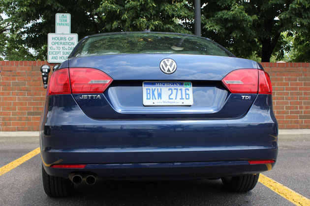 2011 Volkswagen Jetta TDI long-term vehicle